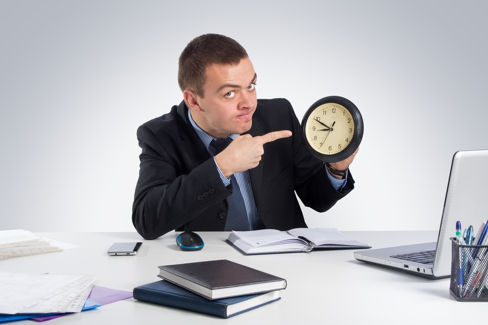 Najbardziej irytujące cechy pracownika? Spóźnianie się do pracy to z pewnością jedna z nich!